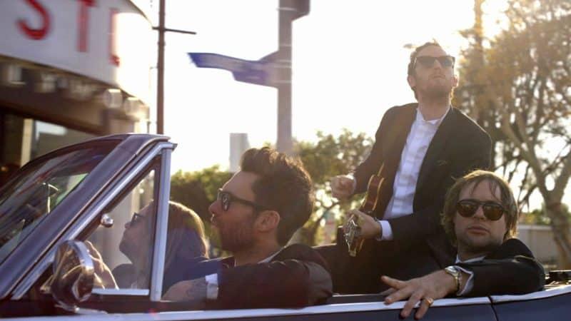 Maroon 5 a svatební překvapení