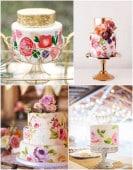 ŇAM, svatební dorty!