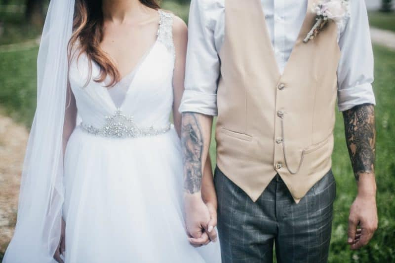 Svatba Danky a Peťka