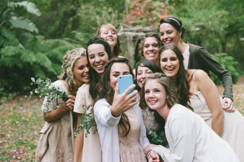 5 pravidel pro sociální sítě na svatbě