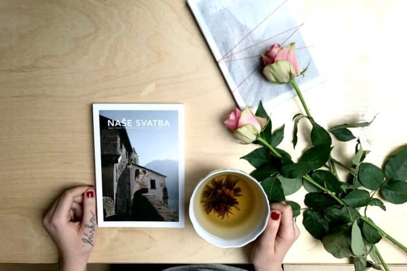 RECENZE: svatební plánovač Naše svatba od Everbay + SOUTĚŽ