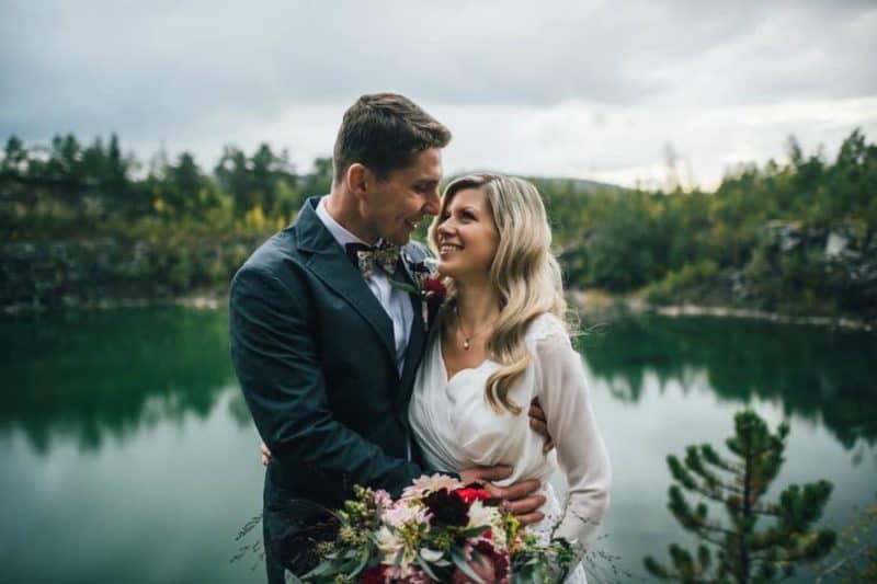 Svatba na Šumavě: Ivona a Pavel