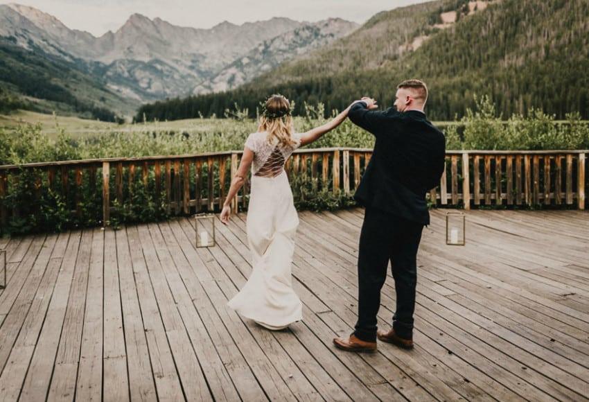 BsB první novomanželský tanec