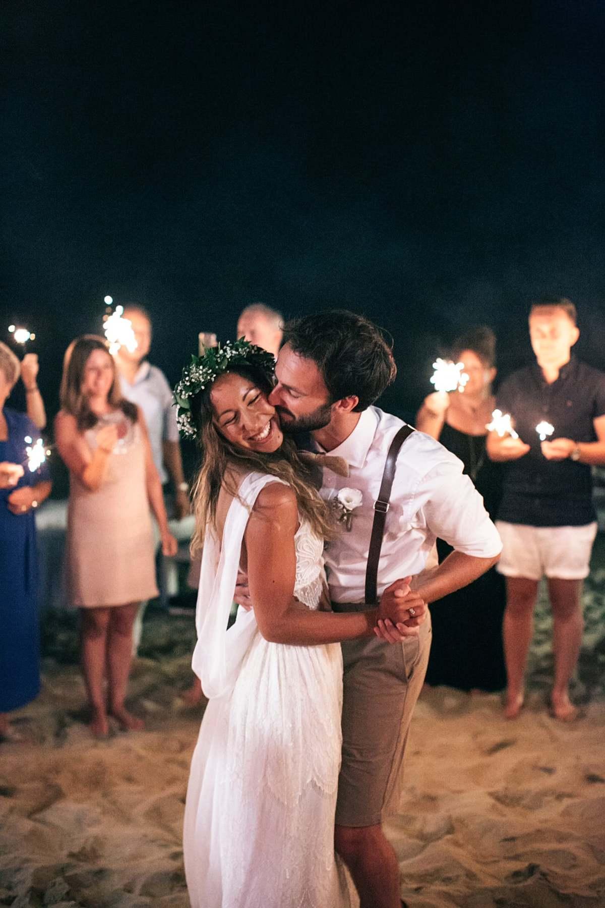 BsB první novomanželský tanec boho