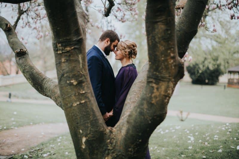 Originální svatba ve vile: Alena a Filip