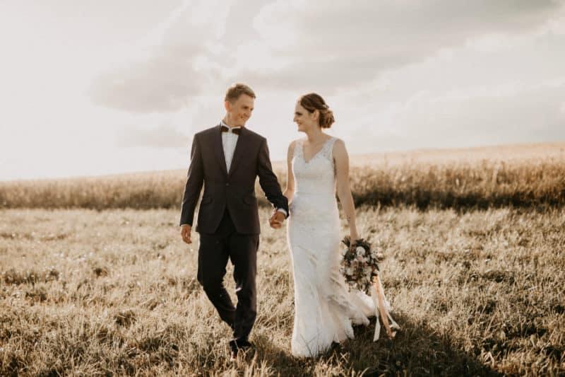 Svatba na zahradě: Hanka a Ondra