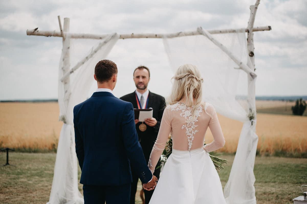 Skutecna Svatba Martiny A Adama Na Blogu Budeme Se Brat