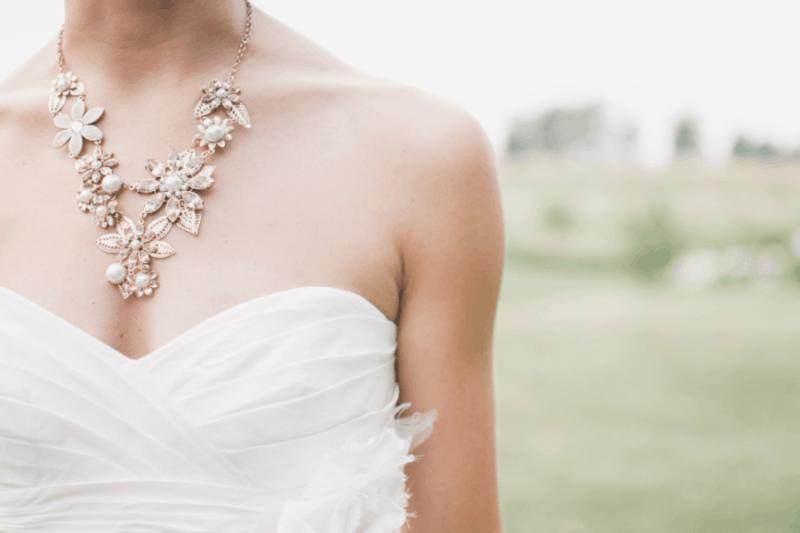 Kde jsem našla bezva šperky pro nevěstu