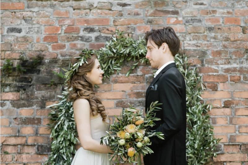 EDITORIAL: Toskánská svatba