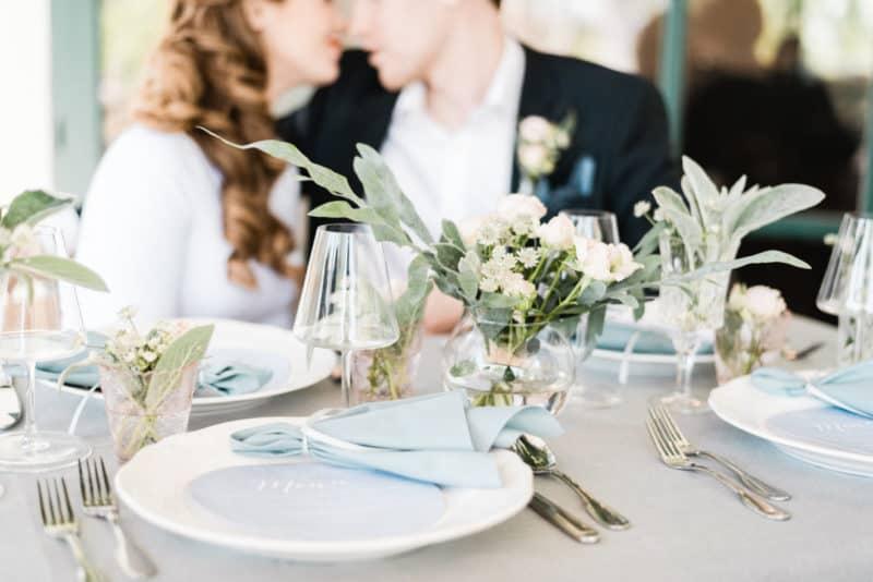 EDITORIAL: Romantická svatba