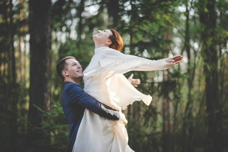 Svatba Zdeňky a Štěpána