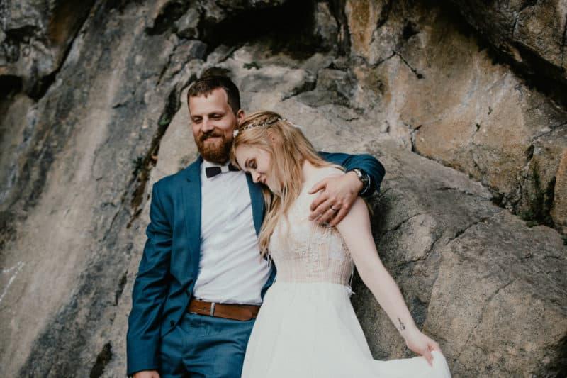 Svatba v přírodě: Esterka a David