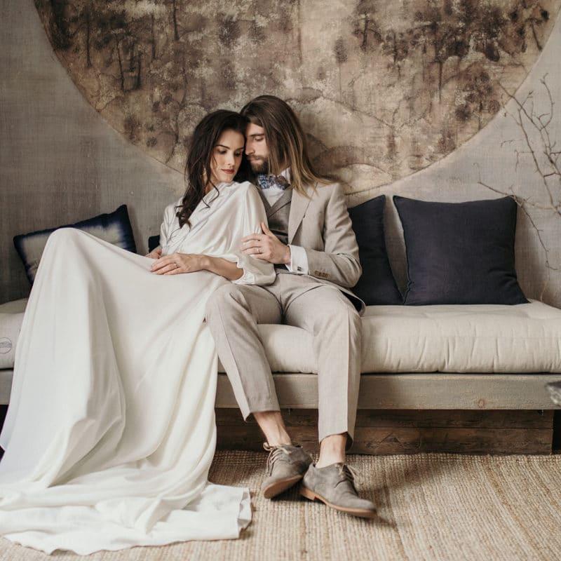 Inspirace: Elegantní svatba ve městě