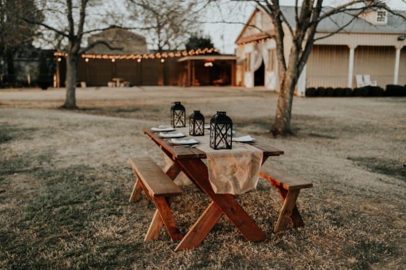 plánování svatby místo na svatbu
