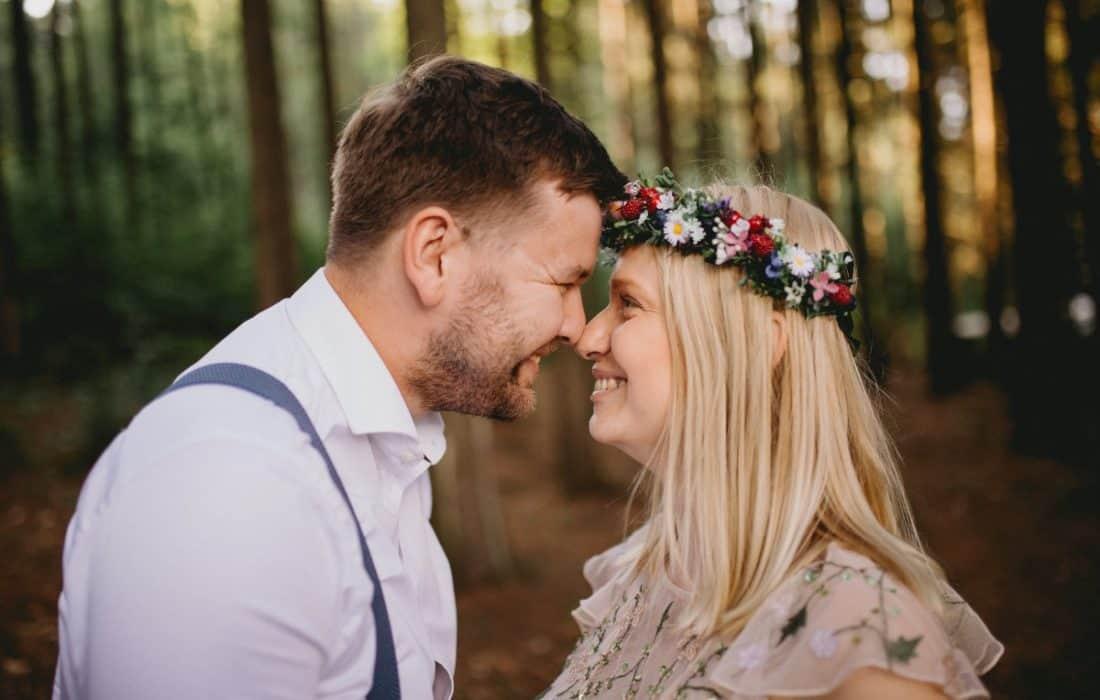 Svatba jen se svědky: Pája a Luky