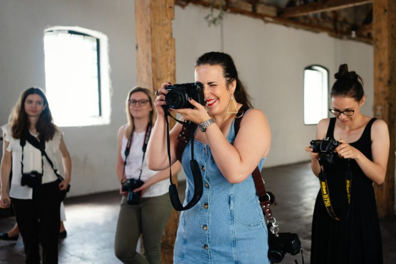 Khiria workshop pro fotografy mentoring rozhovor